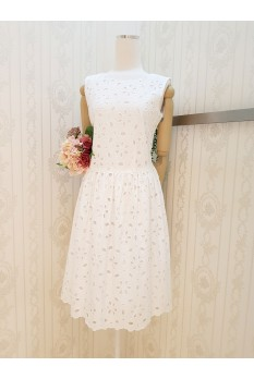 Cotton Lace Dress