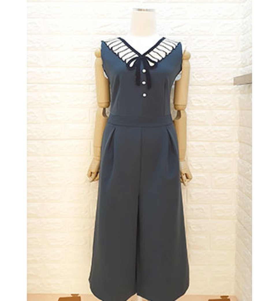 Bow Playsuit