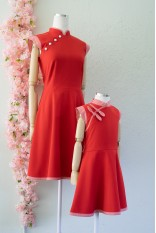 Scallop QiPao-Kids