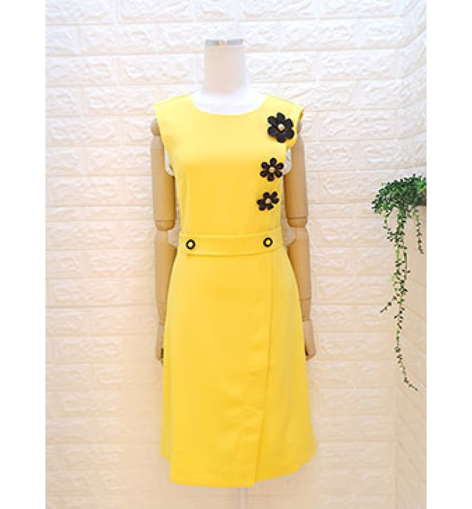 3D Flower Dress