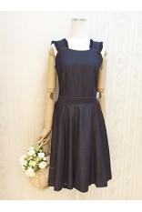 Demin Bow Dress