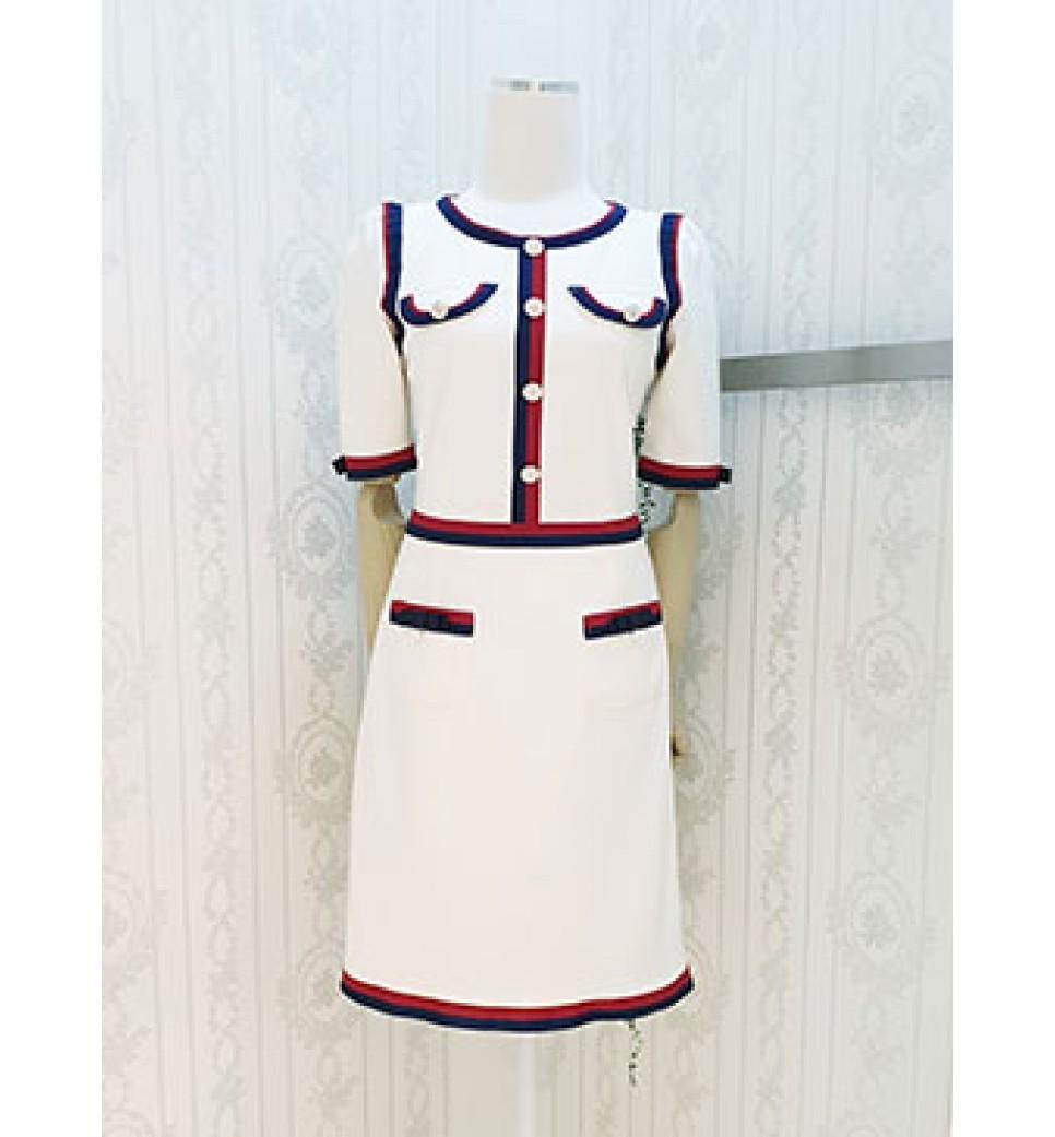 Trimming Dress